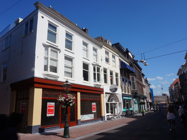 Breestraat 122 -124