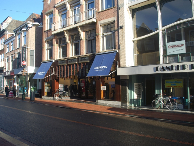 Breestraat 142 -144